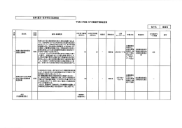 環境省(PDF/209KB)