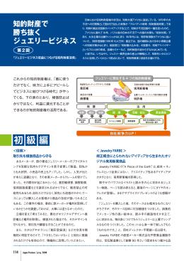 初 級 編 - IPP国際特許事務所