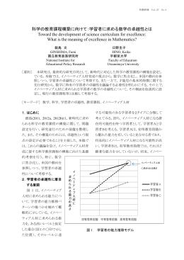 A08 - 日本科学教育学会