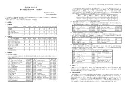 平成 16 年度秋期 基本情報技術者試験 分析報告