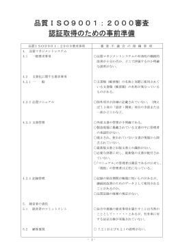 02-品質ISO審査の不適合事例