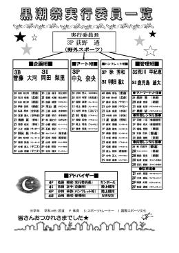 3P 荻野 透 - 国際武道大学