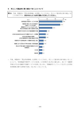 市として重点的に取り組むべきことについて(PDF形式 171KB)