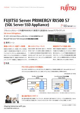 SQL Server SSD Appliance