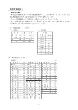 情報提供事業 - 神奈川県ライトセンターホームページ