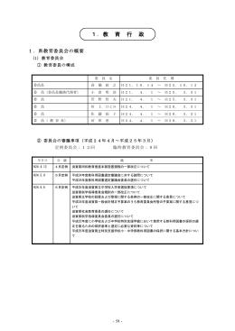 第1部 教育行財政(PDF:876KB)