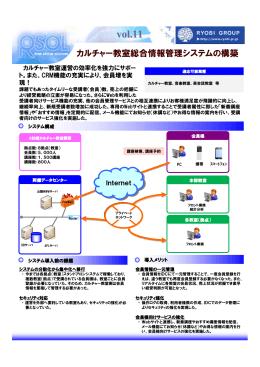 vol.11 - 両備システムソリューションズ