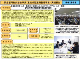 情報・通信業事業一覧(1/2) [PDFファイル/2.47MB]