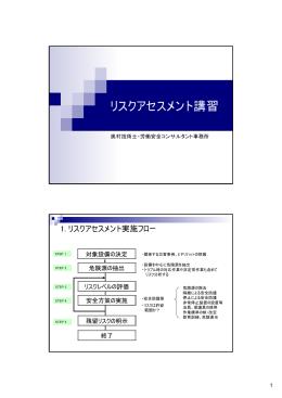 リスクアセスメント事例 - So