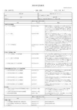 白井雅子 - 上野学園大学